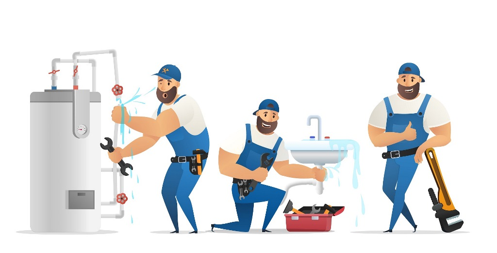 Typical problems you should leave to a plumber